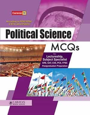 Lectureship And Subject Specialist Political Science MCQS