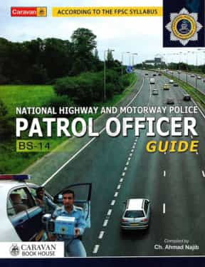 Patrol Officer Guide Caravan Books