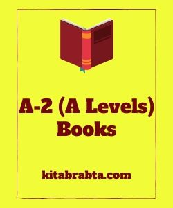 Not Specified School Books A-2 (A Levels) Books