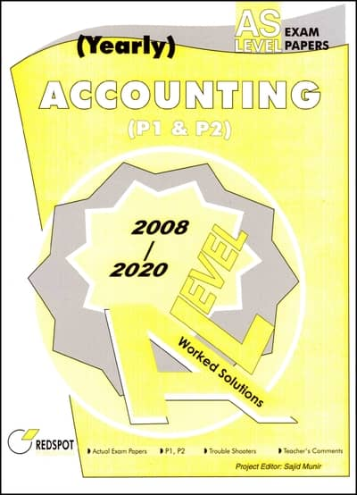 A Level Accounting Yearly