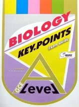 A Level Biology KEY POINTS Past Paper