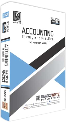 Accounting O Level Theory and Practice Text Book Series