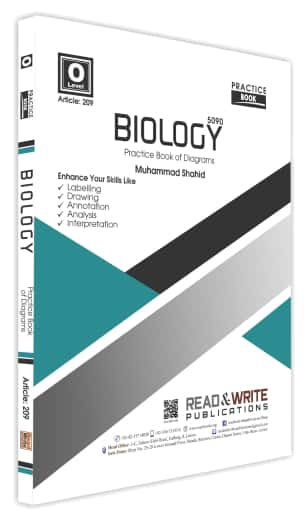 Biology O Levels Practice Book of Diagrams