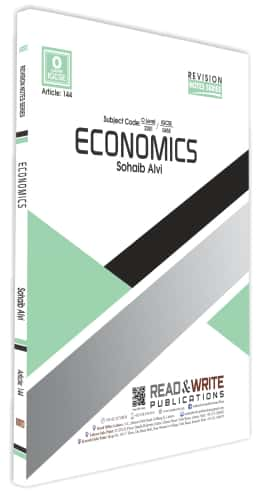 Economics O Level Revision Notes Series 144