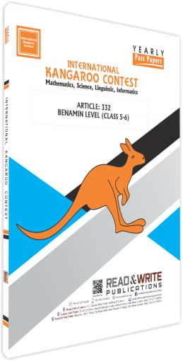 International Kangaroo Contest Benjamin Level Yearly Past Papers Past Paper