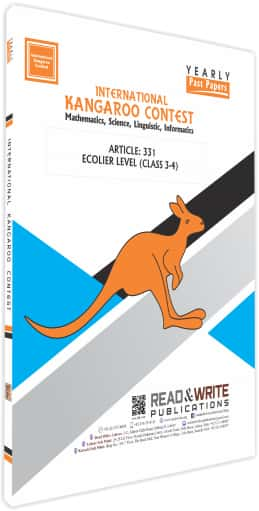 International Kangaroo Contest Ecolier Level Yearly Past Papers
