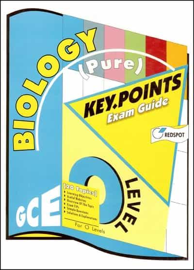O Level Biology KEY POINTS Past Paper