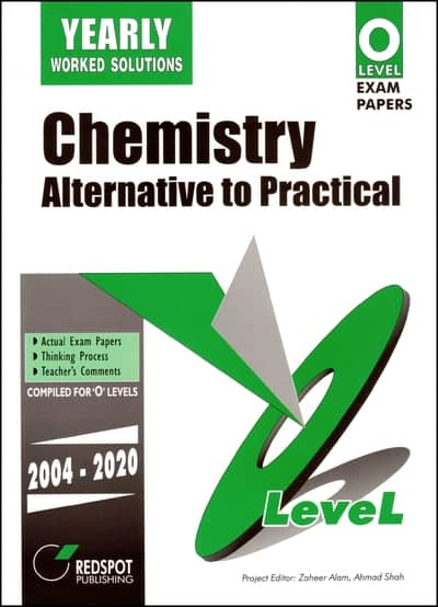 O Level Chemistry Alternative To Practical