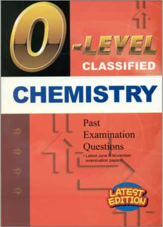 O Level Classified Chemistry