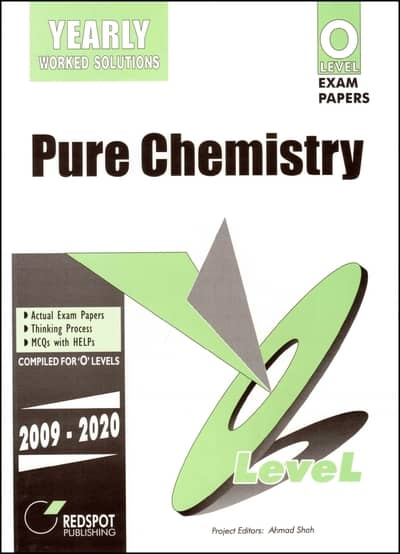 O Level Pure Chemistry Yearly
