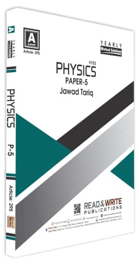 Physics A Levels Papers 5 Yearly Worked Solutions Past Paper