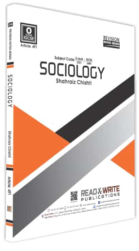 Sociology O Levels Revision Notes Series