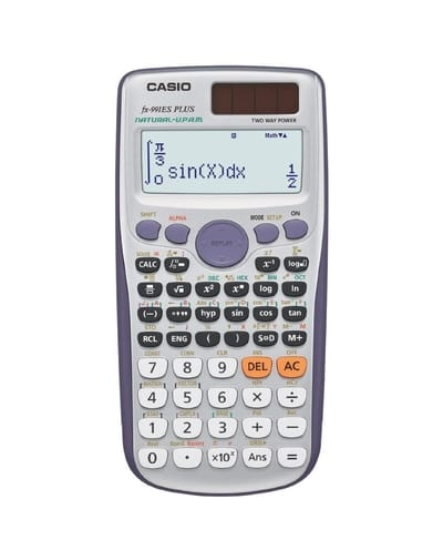 Casio Scientific Calculator 991ES
