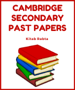 Cambridge Secondary Checkpoint Past Papers